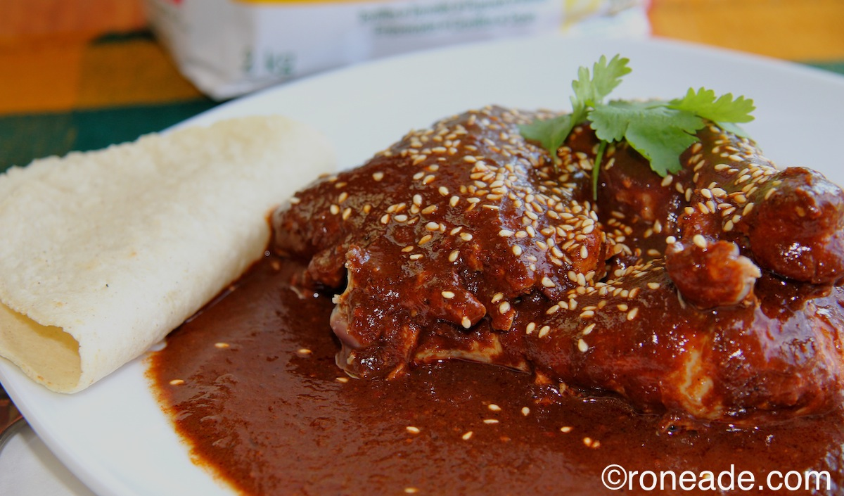 Holy Mole In Praise Of Authentic Mexican Recipe And Video Roneade Com Roneade Com