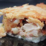 The lazy guy's leftover turkey pot pie (recipe)
