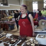 Sunday's first McKeen Glebe Pop-Up Market a welcome success