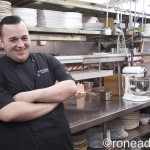 Q + A with chef Walid El-Tawel as he leaves for Toronto