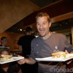 Cycling for sustainable seafood: Chef Ned Bell pedals his message