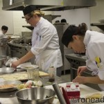 Student Battle of the Knives is about reality in the kitchen
