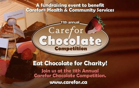 Top of the Hill Bakery cleans up at Carefor Chocolate Competition